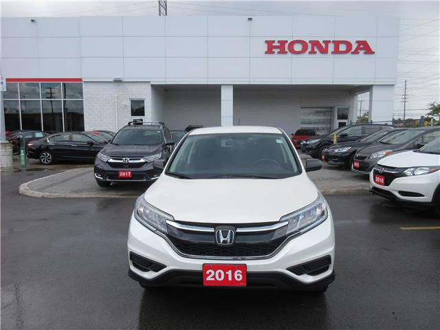 2016 Honda CR-V LX (Stk: 27313L) in Ottawa - Image 2 of 15