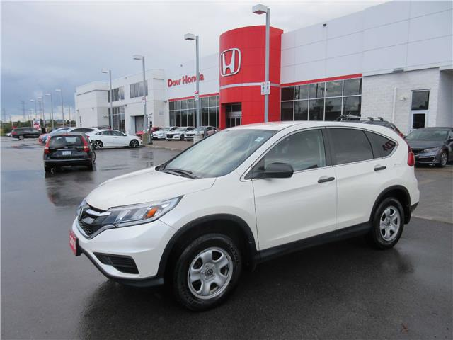 2016 Honda CR-V LX (Stk: 27313L) in Ottawa - Image 1 of 15