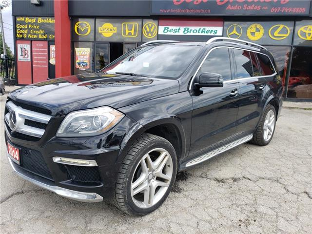 2014 Mercedes-Benz GL-Class Base (Stk: 350394) in Toronto - Image 1 of 19
