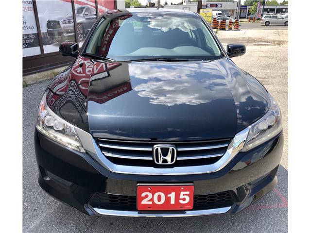 2015 Honda Accord Touring (Stk: 810774) in Toronto - Image 3 of 14