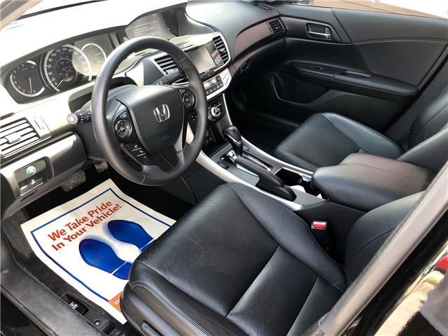 2015 Honda Accord Touring (Stk: 810774) in Toronto - Image 8 of 14