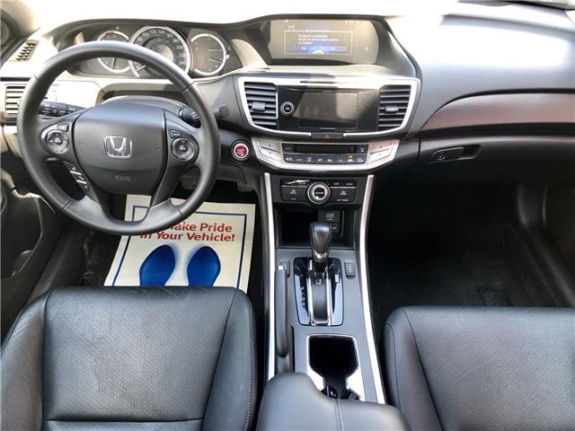 2015 Honda Accord Touring (Stk: 810774) in Toronto - Image 11 of 14