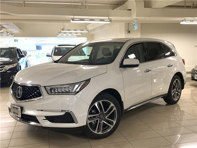 2018 Acura MDX Navigation Package (Stk: M12357A) in Toronto - Image 1 of 31