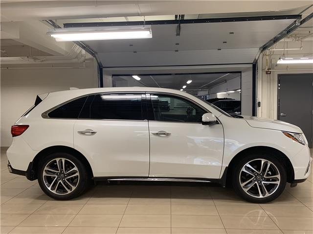 2018 Acura MDX Navigation Package (Stk: M12357A) in Toronto - Image 6 of 31