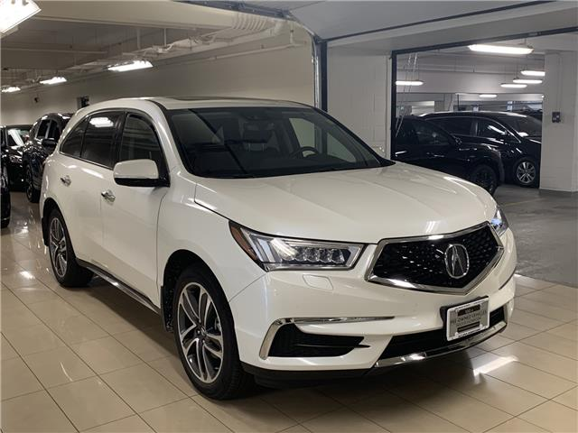 2018 Acura MDX Navigation Package (Stk: M12357A) in Toronto - Image 7 of 31
