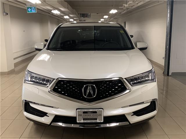 2018 Acura MDX Navigation Package (Stk: M12357A) in Toronto - Image 8 of 31