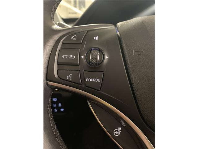 2018 Acura MDX Navigation Package (Stk: M12357A) in Toronto - Image 12 of 31
