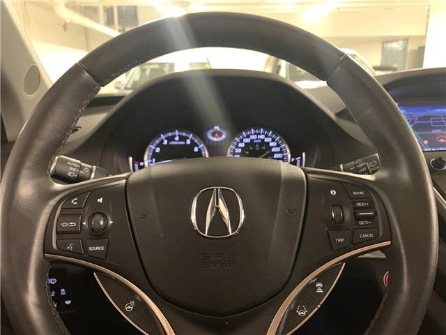 2018 Acura MDX Navigation Package (Stk: M12357A) in Toronto - Image 15 of 31