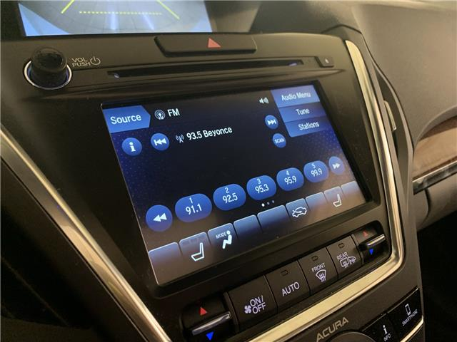 2018 Acura MDX Navigation Package (Stk: M12357A) in Toronto - Image 19 of 31