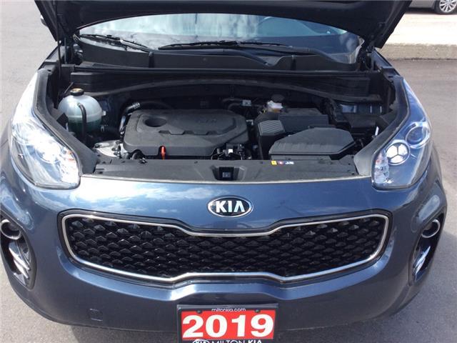 2019 Kia Sportage  (Stk: P0050) in Milton - Image 10 of 19