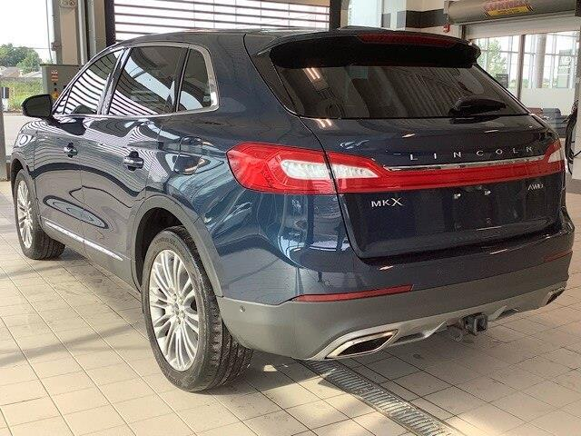 2017 Lincoln MKX Reserve (Stk: 1626AA) in Kingston - Image 8 of 30
