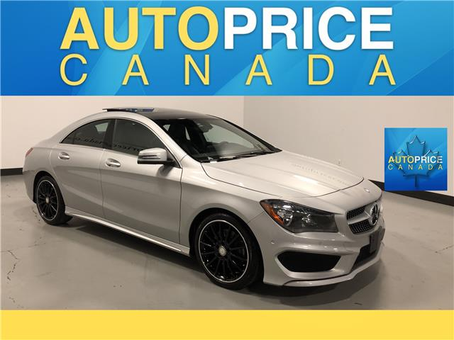 2015 Mercedes-Benz CLA-Class Base (Stk: F0542) in Mississauga - Image 1 of 26