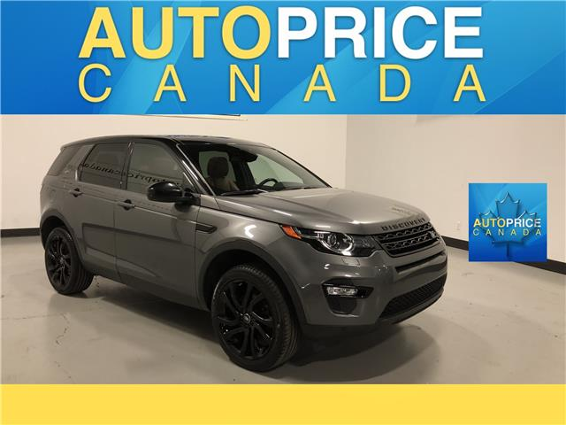 2016 Land Rover Discovery Sport HSE LUXURY (Stk: H0508) in Mississauga - Image 1 of 26