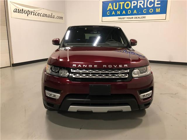 2016 Land Rover Range Rover Sport DIESEL Td6 HSE (Stk: W0512) in Mississauga - Image 2 of 27