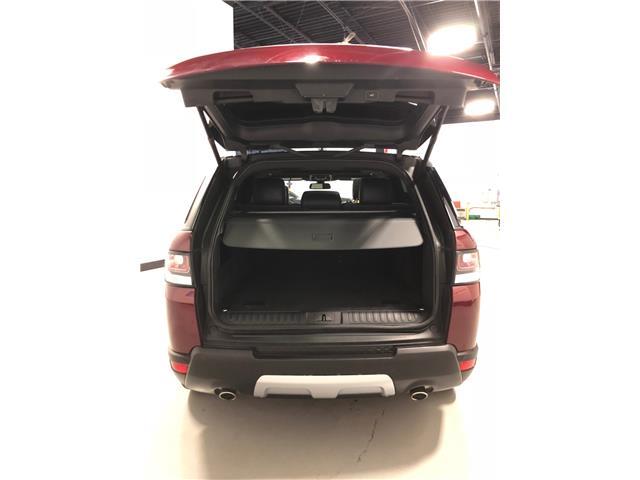 2016 Land Rover Range Rover Sport DIESEL Td6 HSE (Stk: W0512) in Mississauga - Image 7 of 27