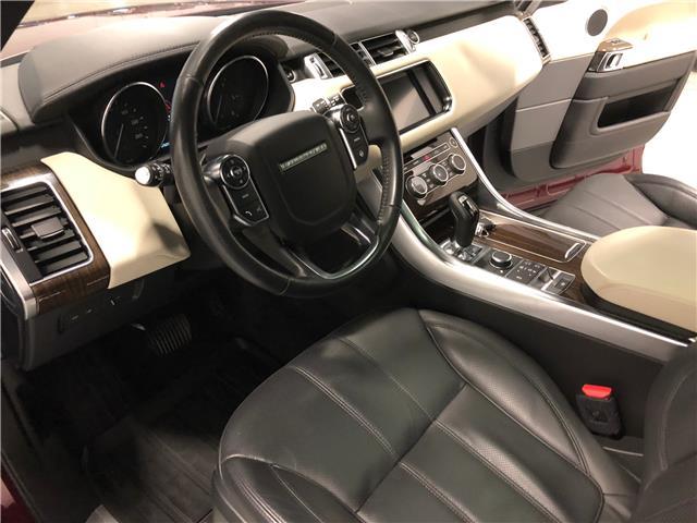2016 Land Rover Range Rover Sport DIESEL Td6 HSE (Stk: W0512) in Mississauga - Image 8 of 27