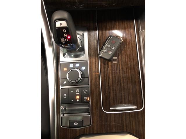 2016 Land Rover Range Rover Sport DIESEL Td6 HSE (Stk: W0512) in Mississauga - Image 14 of 27