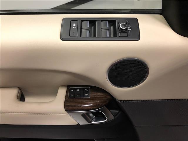 2016 Land Rover Range Rover Sport DIESEL Td6 HSE (Stk: W0512) in Mississauga - Image 19 of 27