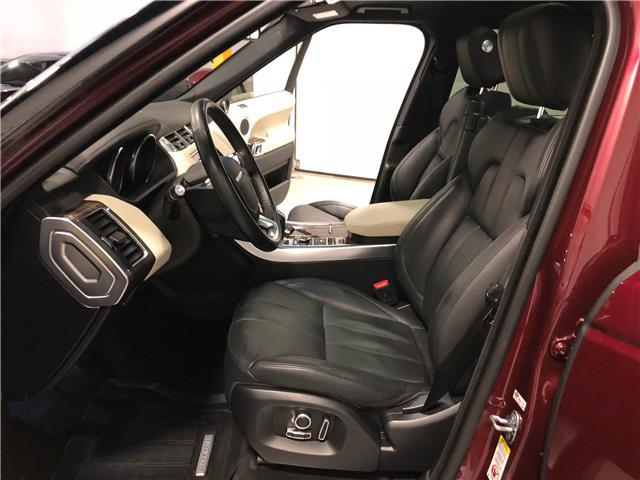 2016 Land Rover Range Rover Sport DIESEL Td6 HSE (Stk: W0512) in Mississauga - Image 20 of 27
