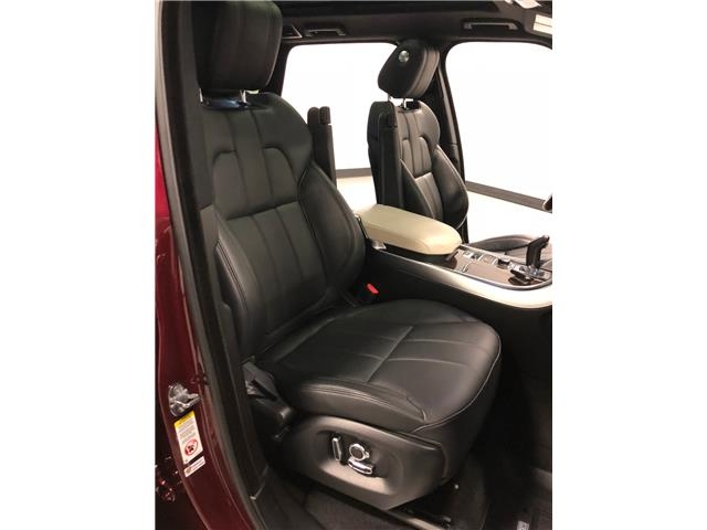 2016 Land Rover Range Rover Sport DIESEL Td6 HSE (Stk: W0512) in Mississauga - Image 21 of 27