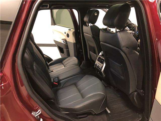 2016 Land Rover Range Rover Sport DIESEL Td6 HSE (Stk: W0512) in Mississauga - Image 24 of 27