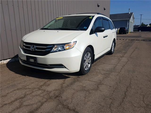 2014 Honda Odyssey SE (Stk: PRO0573A) in Charlottetown - Image 1 of 19