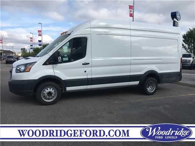 2018 Ford Transit-350 Base (Stk: J-2409) in Calgary - Image 2 of 6