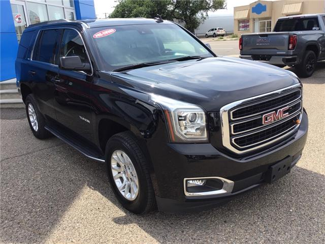 2017 GMC Yukon SLT (Stk: 195592) in Brooks - Image 1 of 22