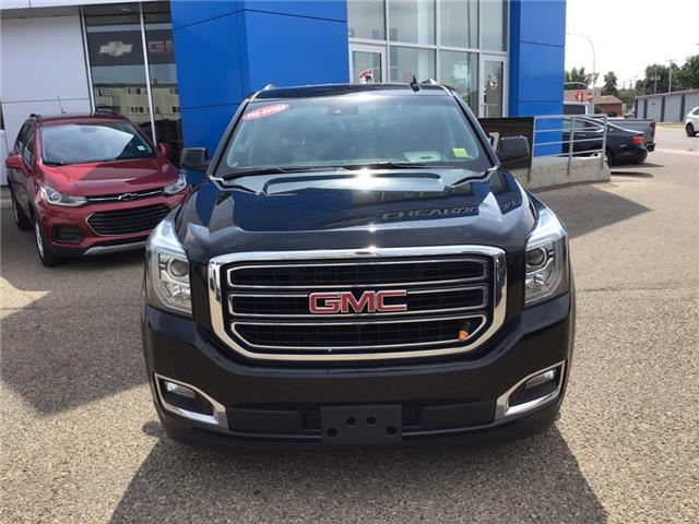 2017 GMC Yukon SLT (Stk: 195592) in Brooks - Image 2 of 22