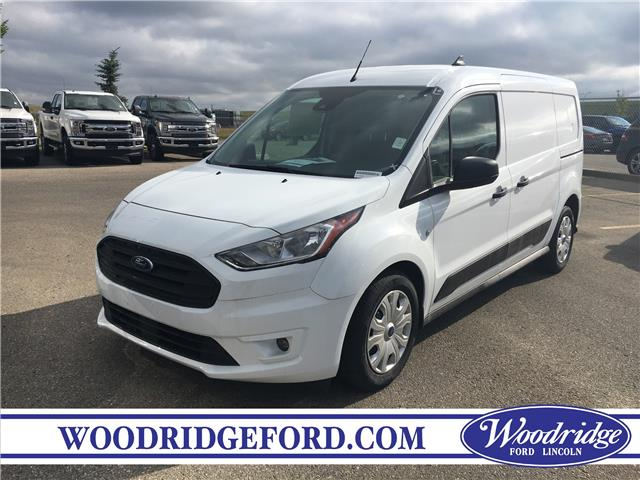2019 Ford Transit Connect XLT (Stk: K-1153) in Calgary - Image 1 of 6