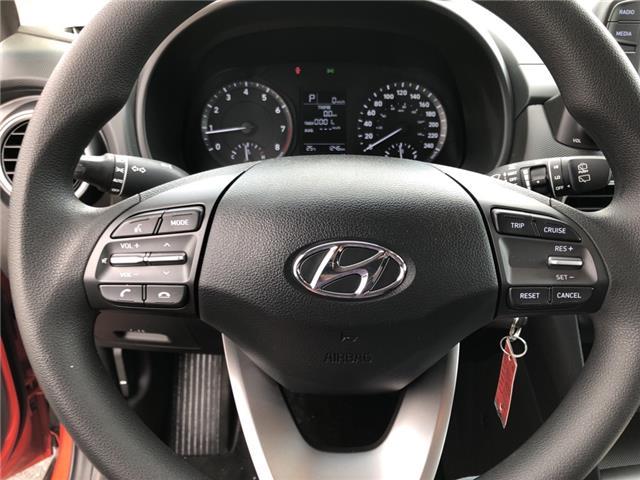 2019 Hyundai Kona 2.0L Essential (Stk: -) in Kemptville - Image 8 of 13