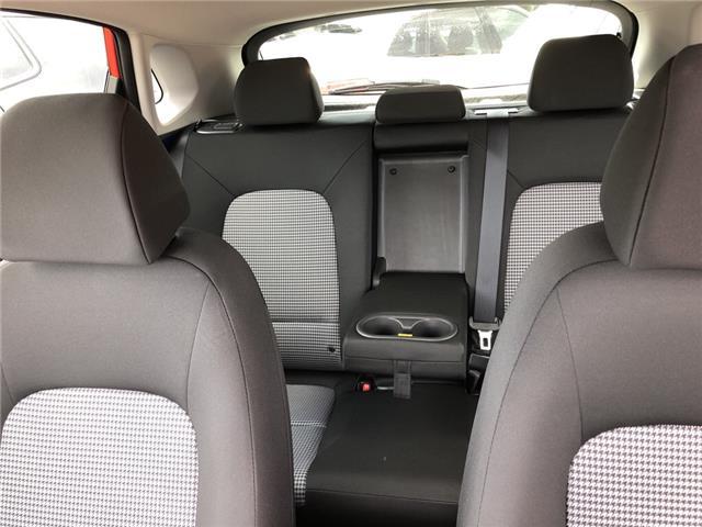 2019 Hyundai Kona 2.0L Essential (Stk: -) in Kemptville - Image 10 of 13