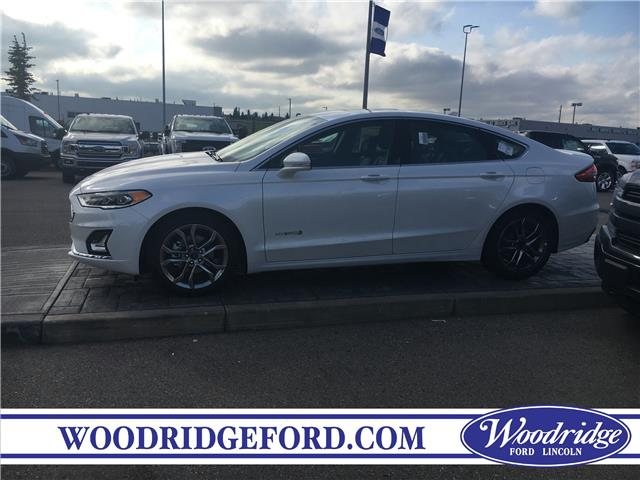 2019 Ford Fusion Hybrid Titanium (Stk: K-2101) in Calgary - Image 2 of 5