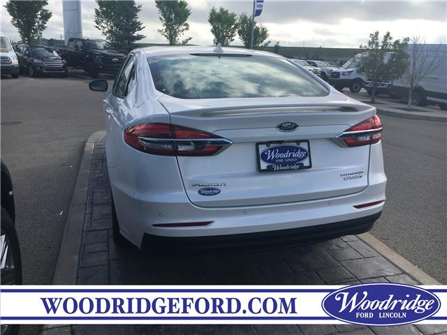 2019 Ford Fusion Hybrid Titanium (Stk: K-2101) in Calgary - Image 3 of 5