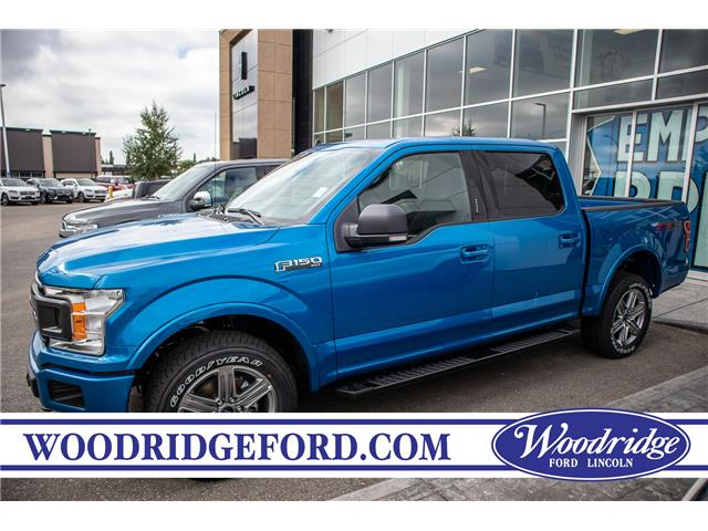 2019 Ford F-150 XLT (Stk: K-2182) in Calgary - Image 2 of 6