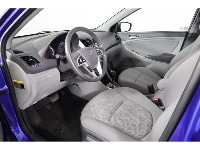 2014 Hyundai Accent GLS (Stk: U-0595) in Huntsville - Image 18 of 35