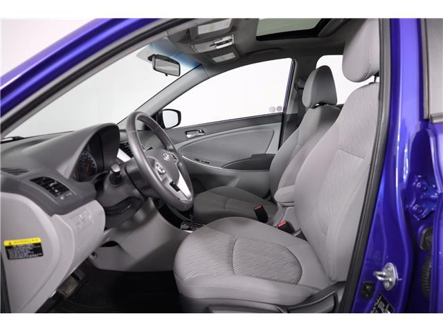 2014 Hyundai Accent GLS (Stk: U-0595) in Huntsville - Image 19 of 35