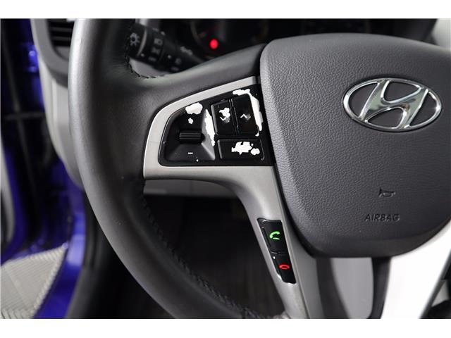 2014 Hyundai Accent GLS (Stk: U-0595) in Huntsville - Image 21 of 35