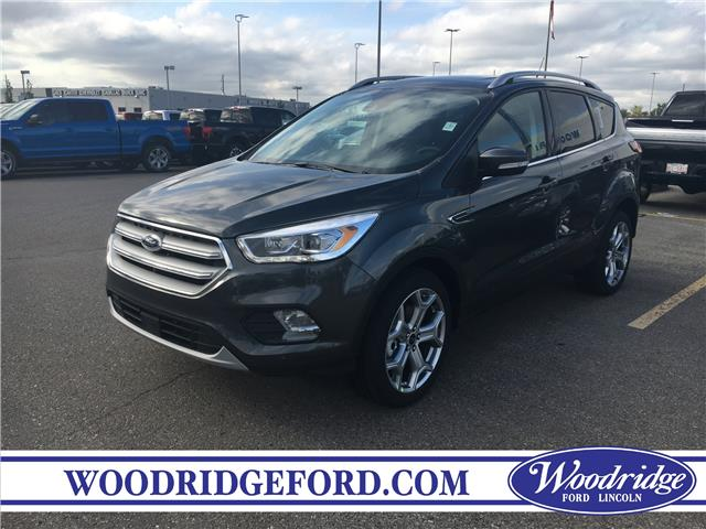 2019 Ford Escape Titanium (Stk: K-2283) in Calgary - Image 1 of 5