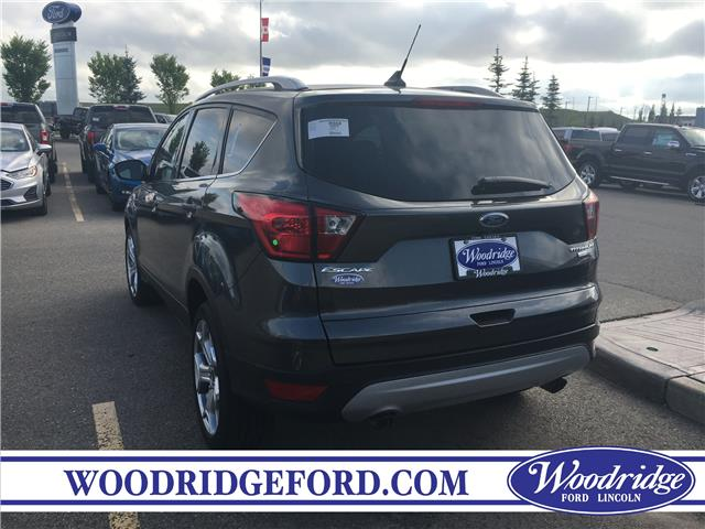 2019 Ford Escape Titanium (Stk: K-2283) in Calgary - Image 3 of 5