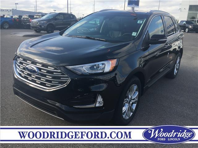 2019 Ford Edge Titanium (Stk: K-2338) in Calgary - Image 1 of 5