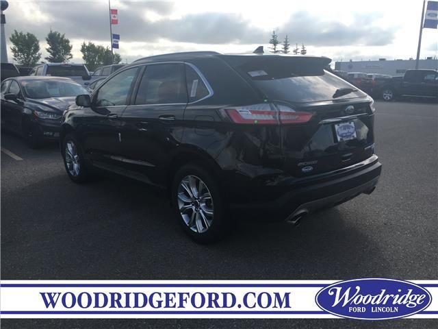 2019 Ford Edge Titanium (Stk: K-2338) in Calgary - Image 3 of 5