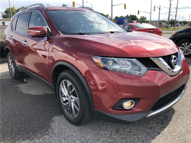 2015 Nissan Rogue SL (Stk: -) in Kemptville - Image 1 of 13