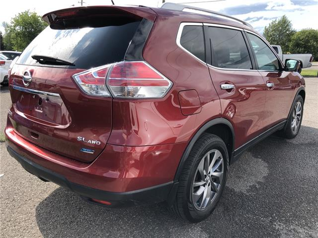 2015 Nissan Rogue SL (Stk: -) in Kemptville - Image 2 of 13