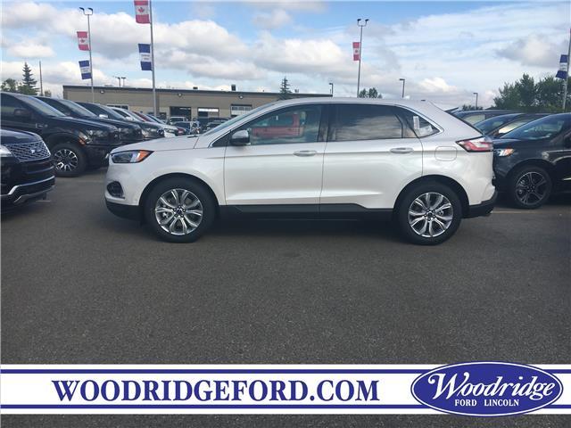 2019 Ford Edge Titanium (Stk: K-2491) in Calgary - Image 2 of 5