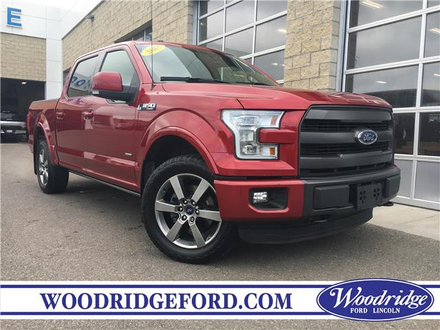 2015 Ford F-150 Lariat (Stk: K-2507A) in Calgary - Image 1 of 20