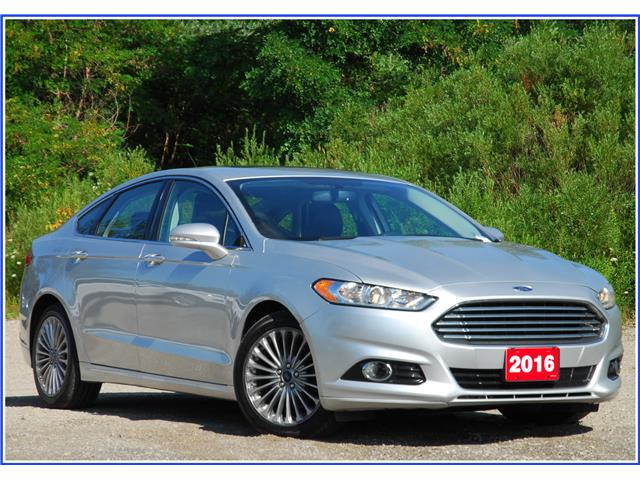 2016 Ford Fusion Titanium (Stk: 9F7030A) in Kitchener - Image 1 of 20