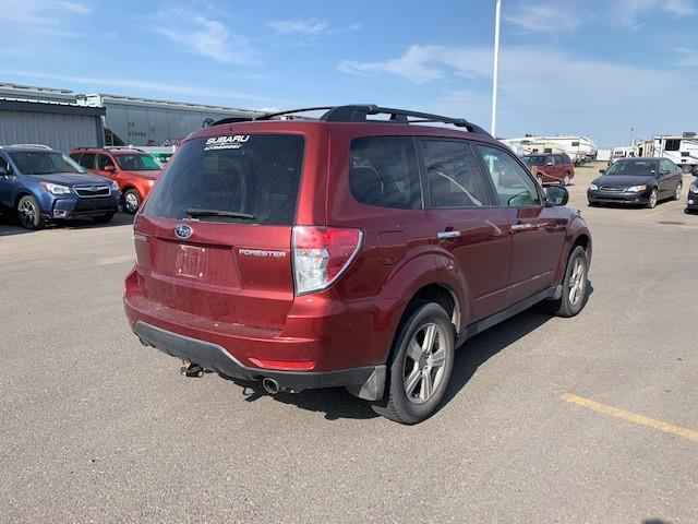 2009 Subaru Forester 2.5 X Touring Package (Stk: 107281) in Lethbridge - Image 4 of 6