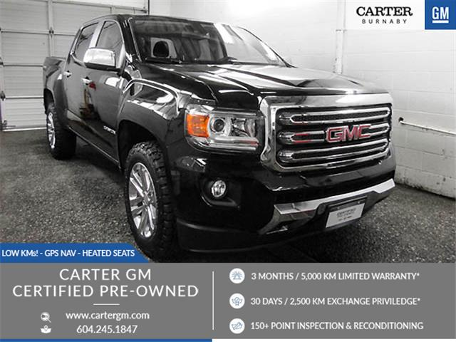 2016 GMC Canyon SLT (Stk: P9-59180) in Burnaby - Image 1 of 24