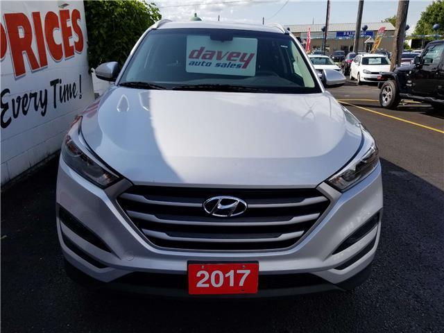 2017 Hyundai Tucson Premium (Stk: 19-546) in Oshawa - Image 2 of 13